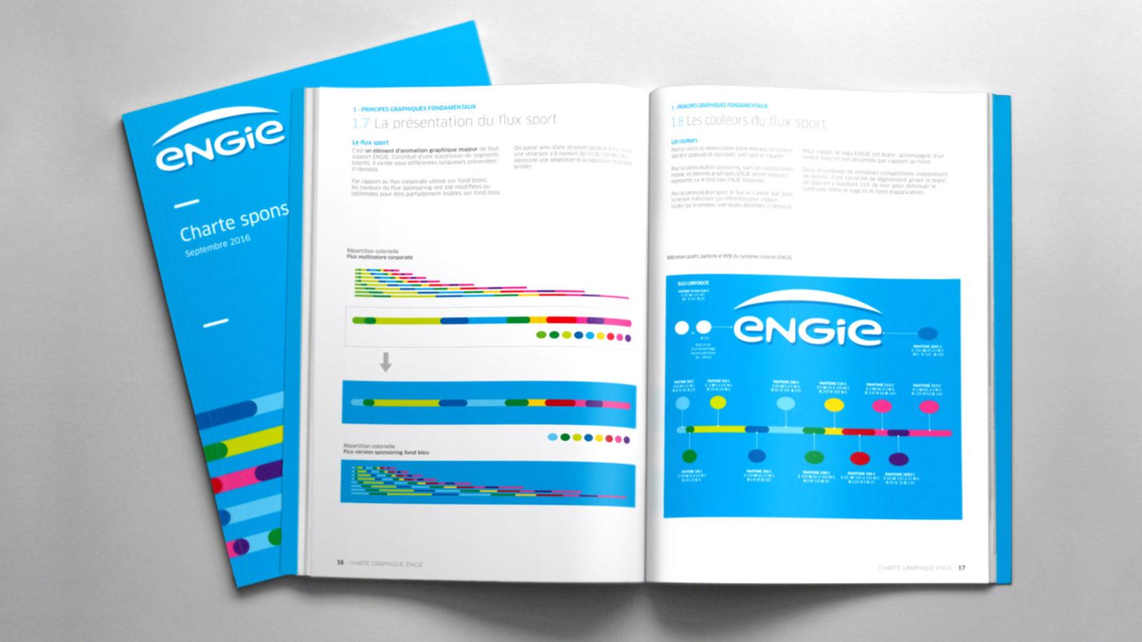 Engie Partnership Expression Multi Sport Identity Leroy
