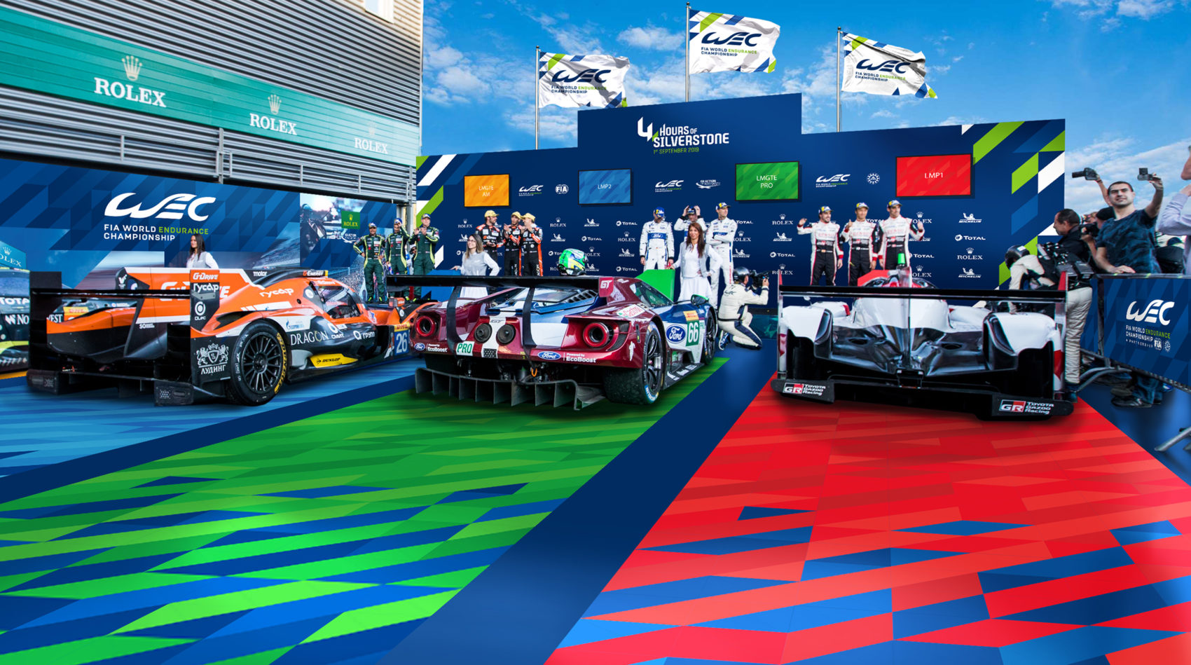 Projet_Project_WEC_FIA_world_endurance_championship_habillage_branding