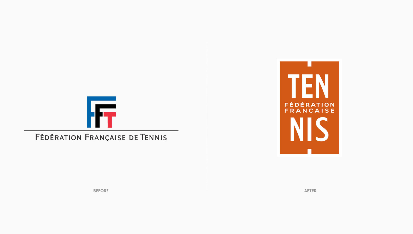 Projet_project_realisation_FFT_federation_francaise_french_tennis_logos_english