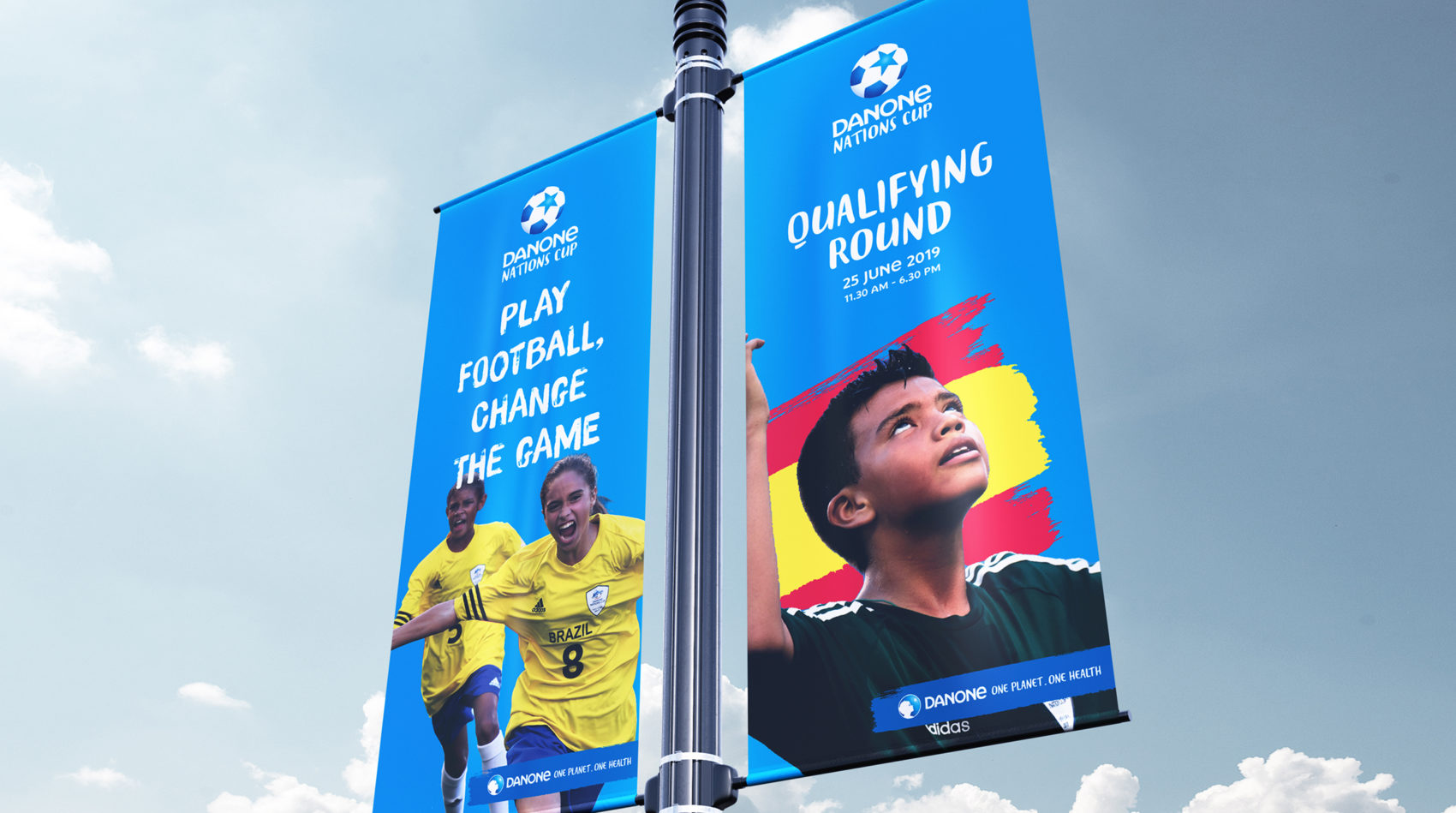 Projet_project_Danone_Nations_Cup_edition_2019_campagne_campaign_communication_globale_global_branding_normalisation